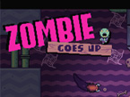 Zombie goes up